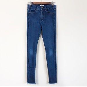 McGuire Newton Frayed Hem Skinny Jeans 71